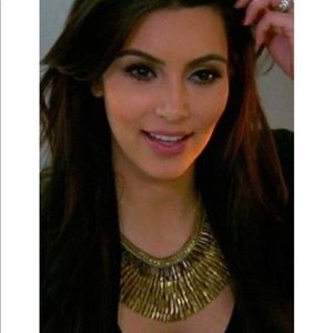 NWOT Pegasus Necklace AS SEEN ON KIM KARDASHIAN